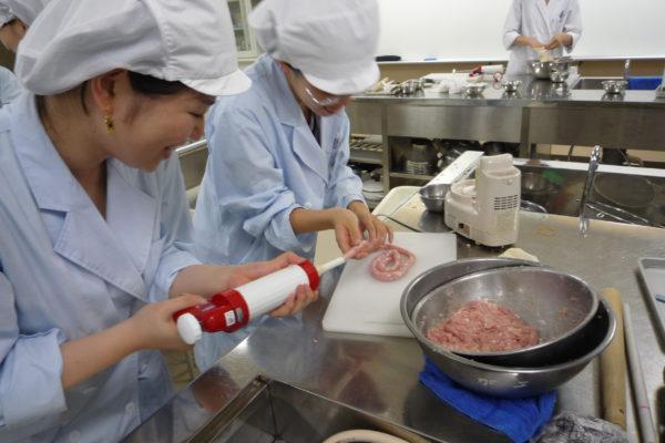 食品学実験Ⅱ